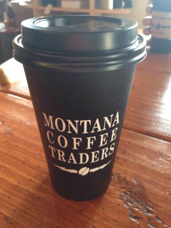 Montana Coffee Traders: Cute gift shop along with excellent coffee. Salads and sandwiches also available. A must stop wh