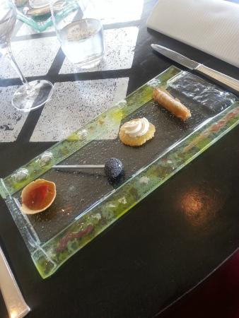 dessert restaurant avel vor picture of avel vor port louis tripadvisor