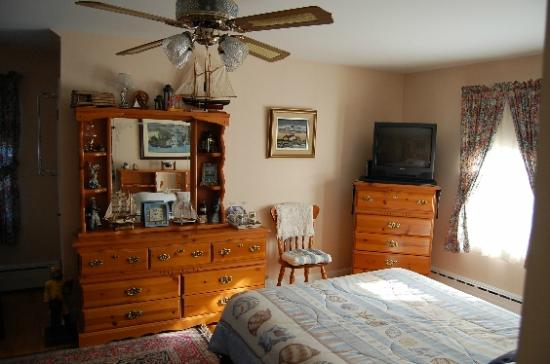 Blacks Harbour, Canadá: The Harbour Captain's Suite for 2 or family of 3 or 4