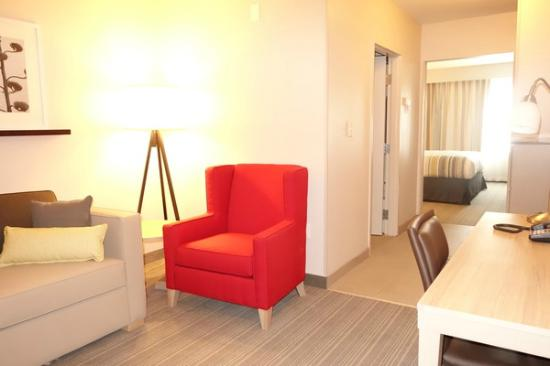 1 King Studio Suite Picture Of Country Inn Suites By Radisson Slidell New Orleans East La