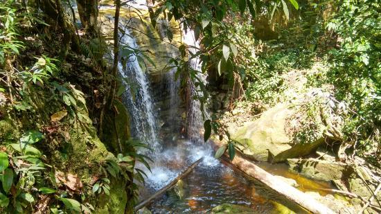 Cachoeira de Sussuarana