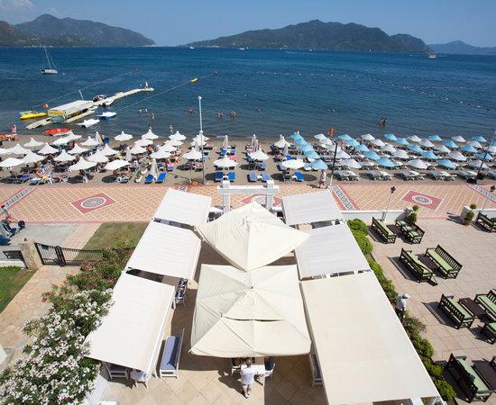 Лучшие отели Мармарис Турция