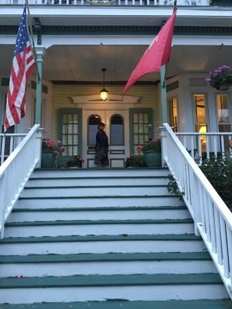 Captain Sawyer's Place: Wonderful stay at captain sawyer a place!