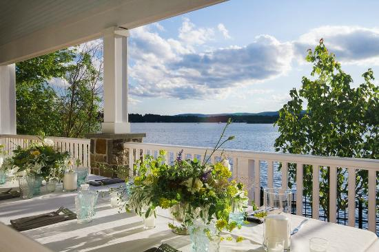 The Lake House Guest Cottages of the Berkshires