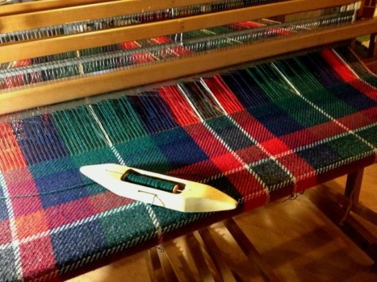 Mayfield, Canadá: Custom order tartans