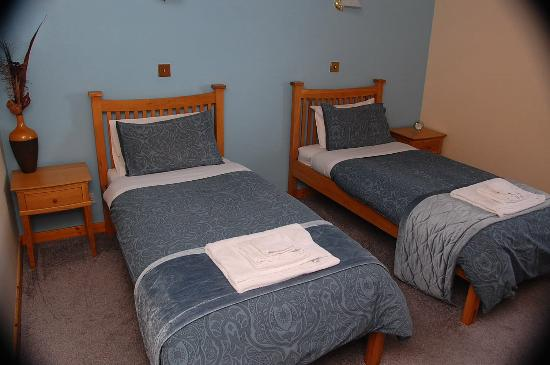 Polrudden Guest House: Twin Room