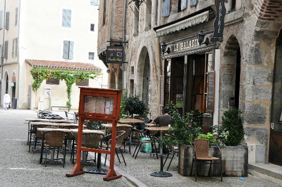 Restaurant Le Baladin Paris
