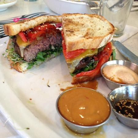 The Counter: Build Your Own Burger