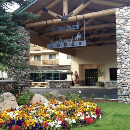 BEST WESTERN PLUS Kentwood Lodge: August Blooms