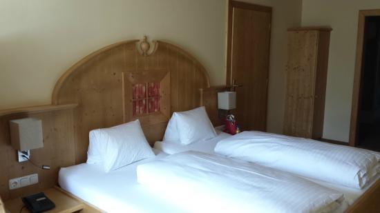 Hotel Lärchenhof: The room
