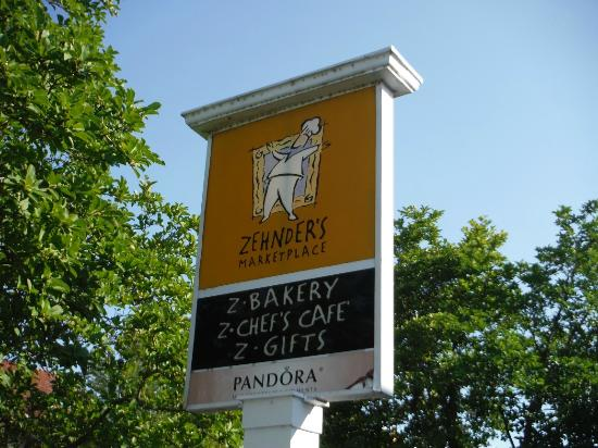 b3675be94 Zehnder's Marketplace and Bakery - Picture of Zehnder's Restaurant ...