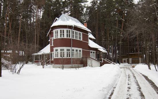 Peredelkino Dacha Complex: Дом-музей Пастернака