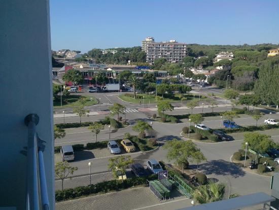FERGUS Style Nautic Park SPA : vue de la chambre