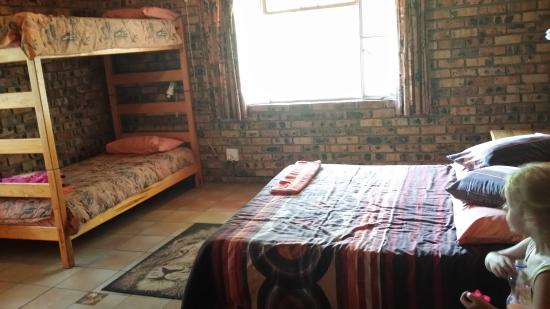 Tshukudu Bush Camp: Our room