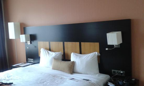 Husa President Park: Bedroom