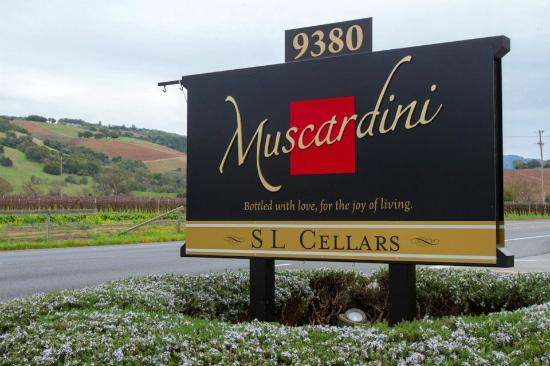 Muscardini Cellars, Kenwood, CA