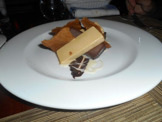 mores' - Chocolate & Toasted Marshmallow Semifreddo, hazelnut ...