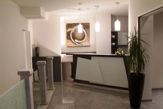 Hotel San Lorenzo: Ricevimento