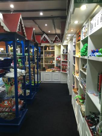 Nessieland: Gift shop with a huge range of top quality items