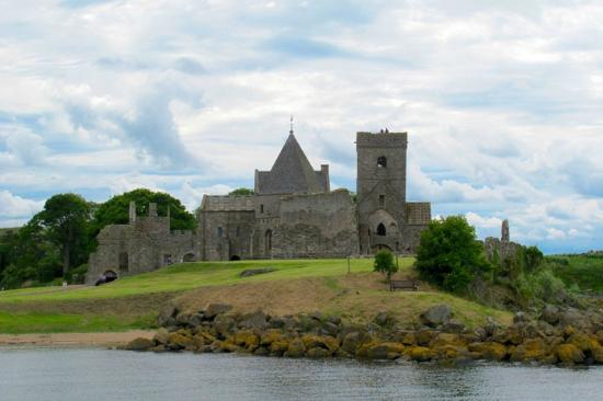 Maid of the Forth boat tour July 2015