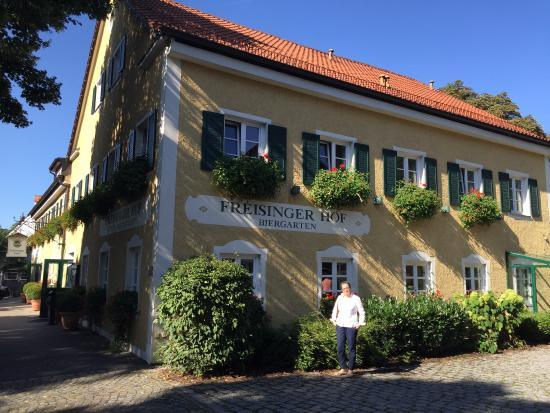 Munchen Hotel Freisinger Hof