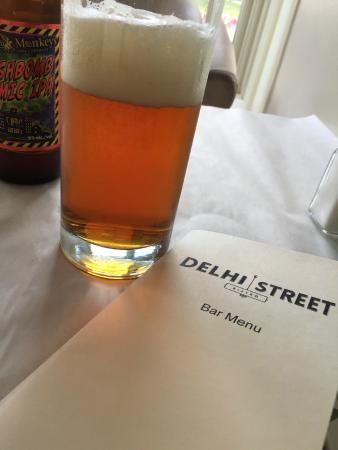 Delhi Street Bistro : Canadian Microbrew