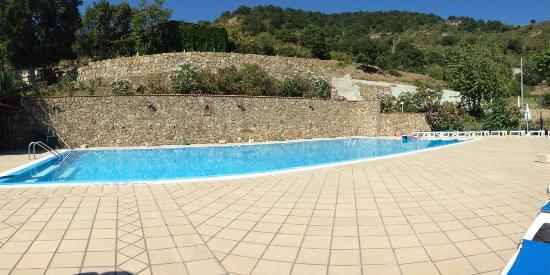 Santa Domenica Vittoria, إيطاليا: Zona piscina