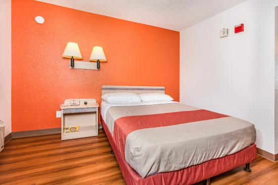 Motel 6 Fairfield North: Guest Room