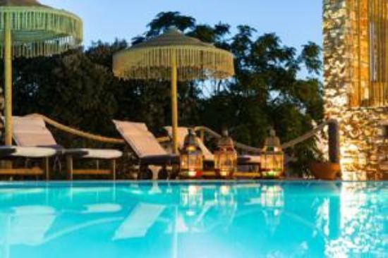 Swimming Pool Photo De Parosland Hotel Aliki Tripadvisor