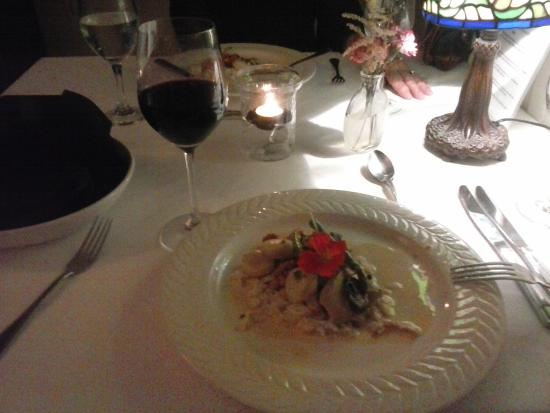 East Kemptville, Canadá: The exquisite Ravigote!