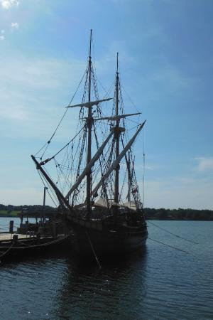 Saint Mary's City, แมรี่แลนด์: The Dove: Historic Ship