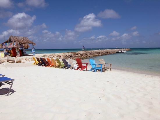 Right outside the hotel picture of divi aruba phoenix - Divi beach aruba ...