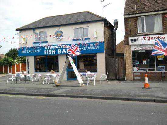 Newington fish bar ramsgate restaurantbeoordelingen for One fish two fish restaurant