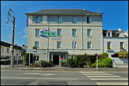 Brit hotel le surcouf saint malo voir les tarifs 372 for Hotels saint malo