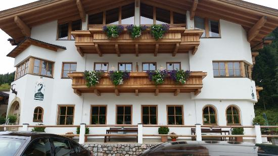 best austrian cuisine review of landhaus zum steinbock. Black Bedroom Furniture Sets. Home Design Ideas
