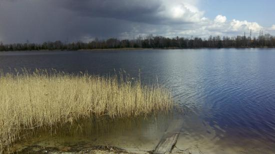 Redkino (Ministerka) Lake