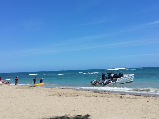 ClubHotel Riu Merengue: Hotel et plage du ryu  merengue  Puerto Pata