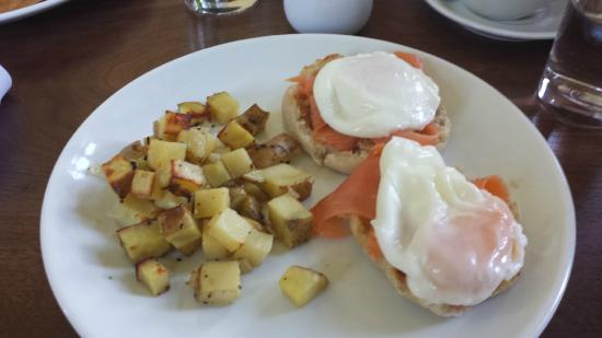 Accord, NY: Local Lox and Eggs
