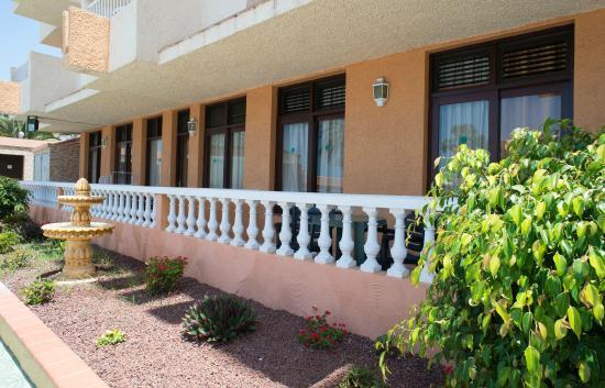 Apartamentos caribe playa de las americas spanje foto for Apartamento caribe tenerife