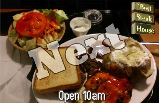 Best Steak House Saint Louis Grand Center Midtown Menu Prices Restaurant Reviews Tripadvisor