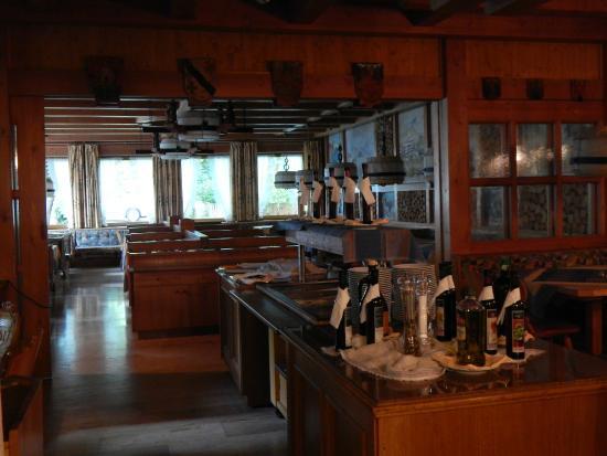 Hotel Mühle: dining room