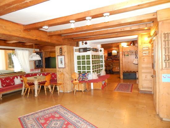 Hotel Mühle: dinig room