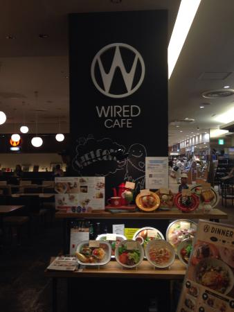 Wired Cafe, Lumine Tachikawa