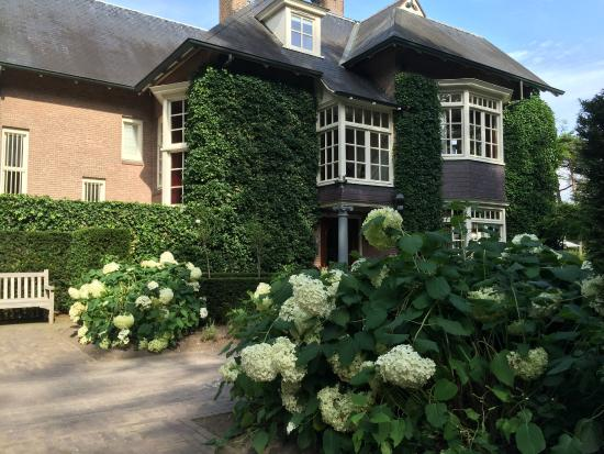 Hotel Landgoed Het Roode Koper - Relais & Chateaux: l'arrivo