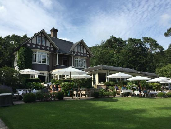 Hotel Landgoed Het Roode Koper - Relais & Chateaux: il ristorante
