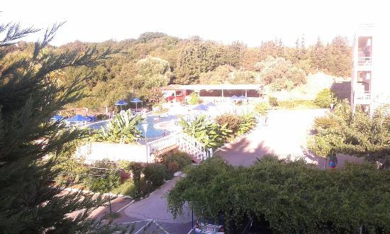 Vartholomio, Grecia: Large pool!