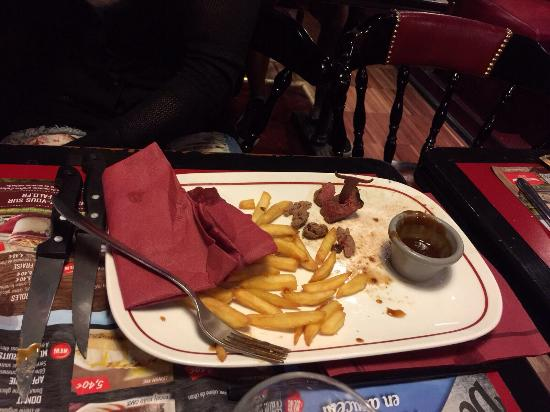 Chicken with BBQ sauce Photo de Buffalo Grill, Paris
