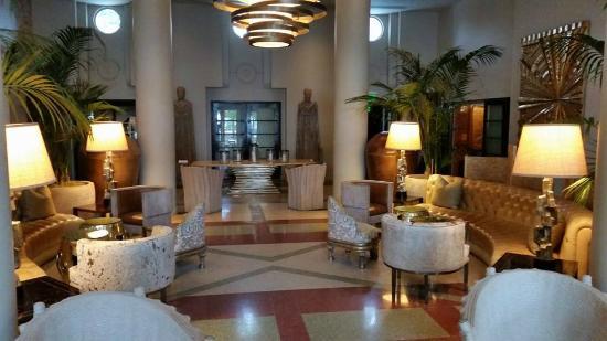 Art Deco Walks Carlyle Hotel Lobby