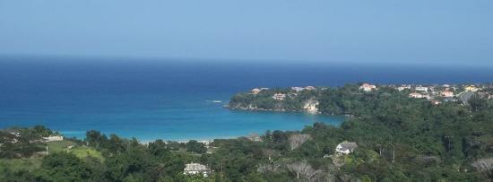 Tower Isle, Jamaica: The view