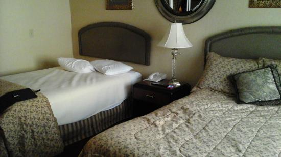 Roosevelt Inn & Suites : mini suite